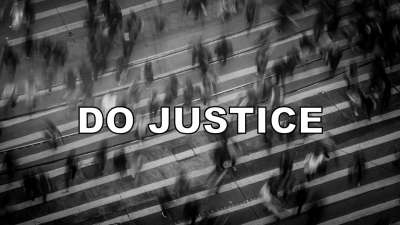 Do Justice - 2 - A People of Justice