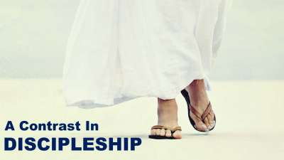 A Contrast in Discipleship